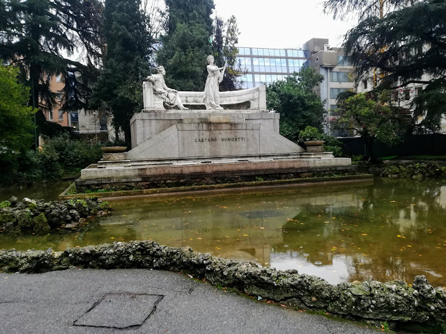 Fontanna Gaetano Dionizetti