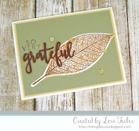 So Very Grateful card-designed by Lori Tecler/Inking Aloud-stamps and dies from Concord & 9th