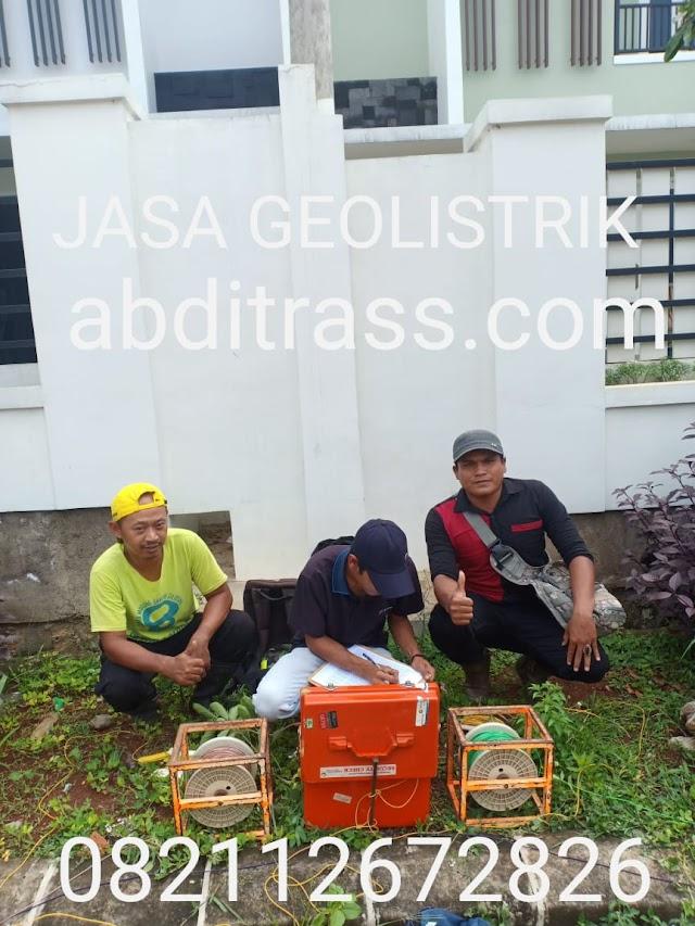 JASA GEOLISTRIK BOGOR DEPOK JAKARTA TANGGERANG BEKASI MURAH