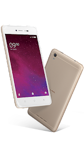 Lava launched the novel smartphone of its Z serial Lava Z60 launched inside the cost arrive at of 7K