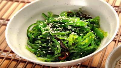 beneficios y propiedades de algas marinas
