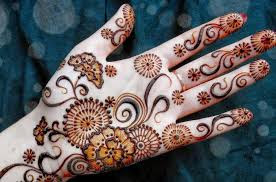 Attractive & Beautiful Hd Desgin Of Mehandi 12