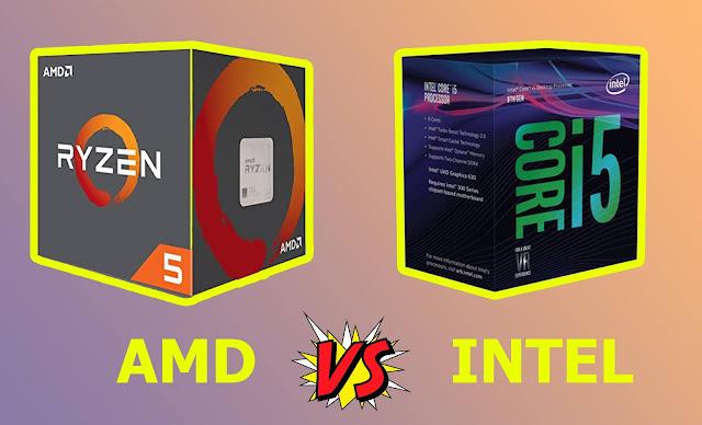 Keunggulan Intel Dan AMD Yang Harus Kamu Ketahui