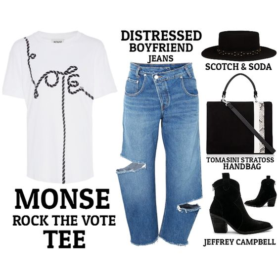 Rock The Vote 2018! www.toyastales.blogspot.com #ToyasTales #vote #voting #rockthevote #2018elections #midtermelections #localelections #fashion #streetstyle #streetwear #elections