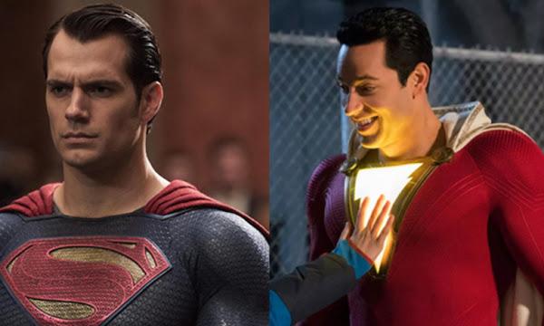 'Shazam! 2 ': Diretor fala sobre rumores de uma aparição do Superman