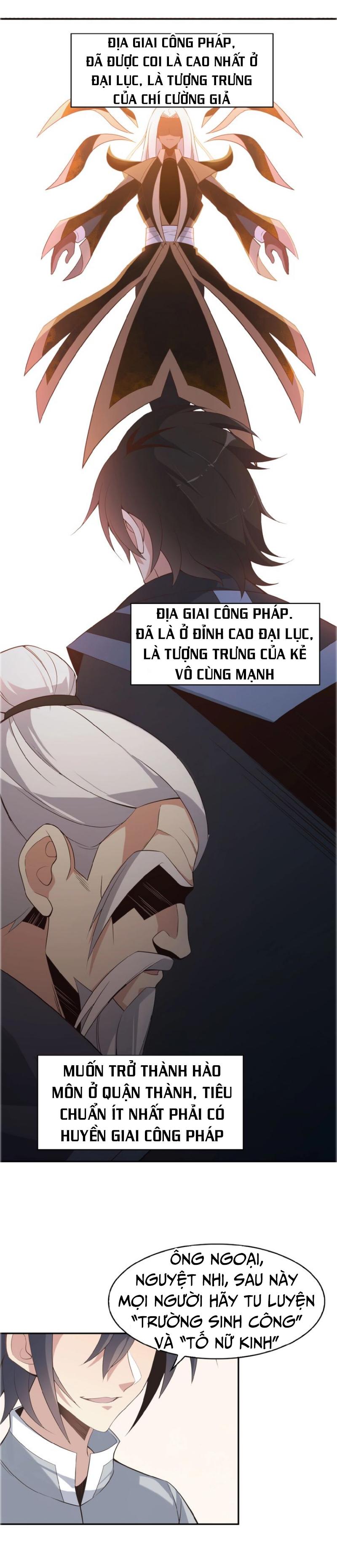 Thôn Phệ Một Thế Giới Tu Tiên Chapter 8 video - Hamtruyen.vn