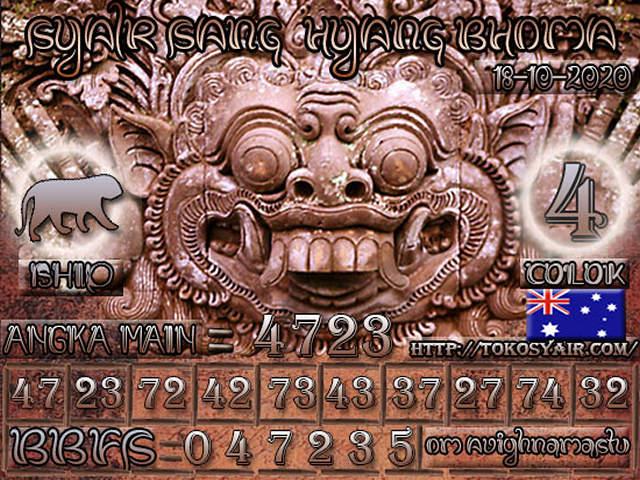 Kode syair Sydney Minggu 18 Oktober 2020 147