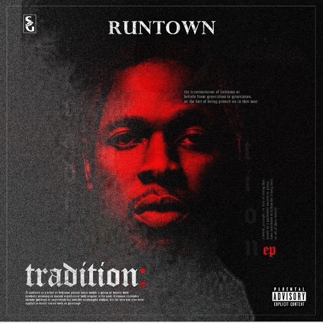 Runtown's Tradition EP Hits 1.7million In 6hours On Spotify, No. 1 On Itunes