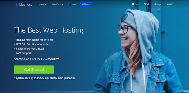 bluehost affiliate program