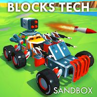 Block Tech Epic Sandbox Craft Unlimited Money MOD APK