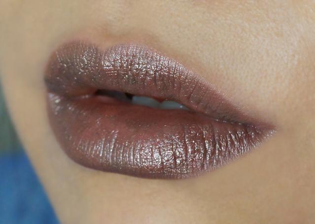 MAC Cosmetics lipstick RIHANNA VIVA GLAM 2| makeupwonderland29