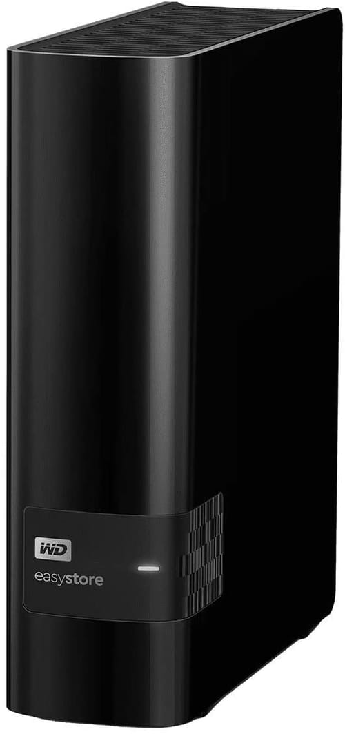 Review WD Easystore External USB 3.0 12TB Hard Drive