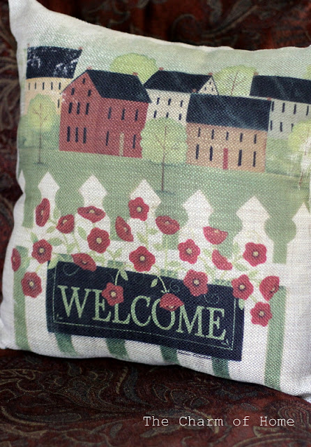 Country Pillows: The Charm of Home