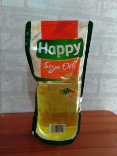 happy soya oil