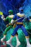 Power Rangers Lightning Collection Zeo Green Ranger 61