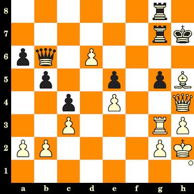 Les Blancs jouent et matent en 3 coups - Alexander Alekhine vs K Meck, Bâle, 1925