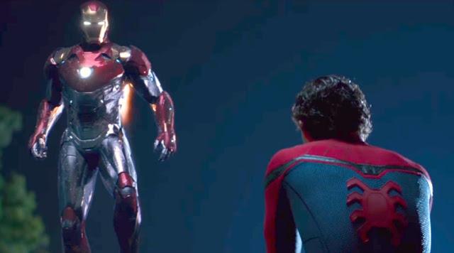 Frases de la película Spider-Man: Homecoming