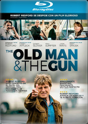 The Old Man and the Gun [2019] [BD25] [Latino]