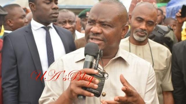 Oshiomhole: I pray APC remains in crisis – Wike