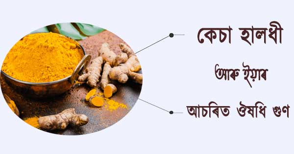 Health Benefits of Raw Turmeric