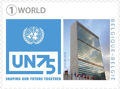 Belgium 75 years of the UN