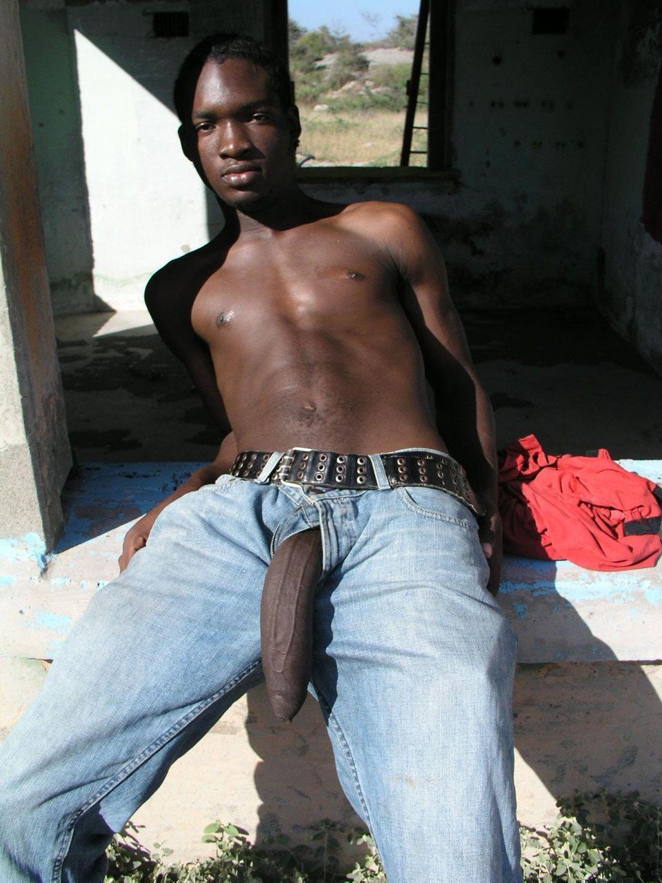 Big Black Cock Babysitter