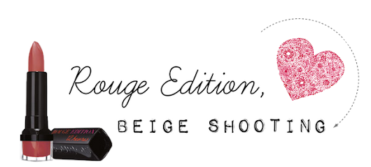 Rouge Edition - Beige Shooting ♥