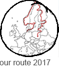 http://vanillaicedream.blogspot.com/2017/04/our-route.html