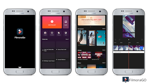 FilmoraGO video editing app for android - You Must know!