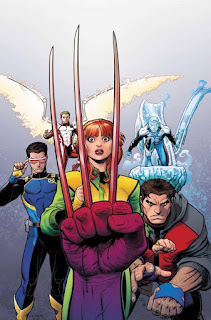 "Posible regreso de ""Lobezno"" en el #4 de ""X-Men: Blue"""