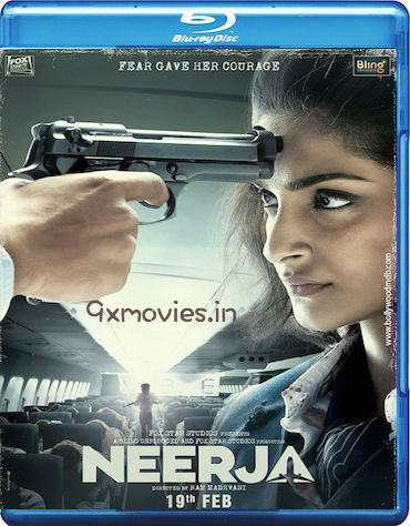 Neerja 2016 Hindi Bluray Download
