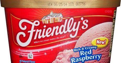 Friendlys Ice Cream Cake Flavored Ice Cream