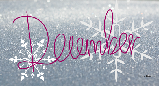 December title image against a snowy background