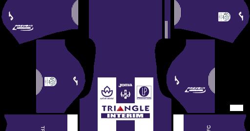 Kits Uniformes para FTS 15 y Dream League Soccer Kits