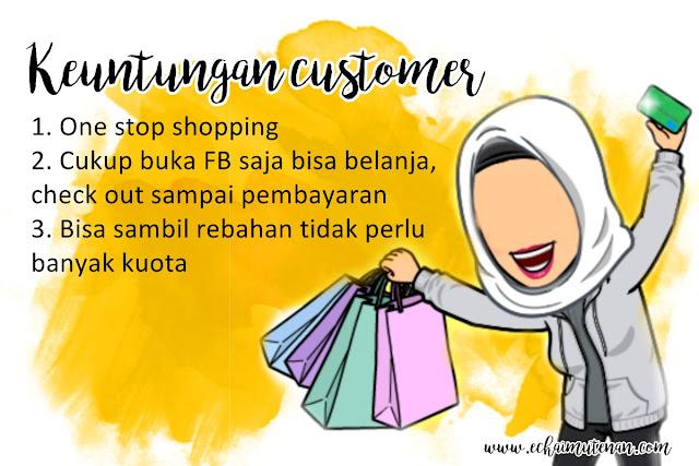 Melebarkan Usaha dengan AVANA Social Commerce