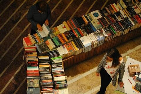 Negyvenegy kiadó a 25. Marosvásárhelyi Nemzetközi Könyvvásáron