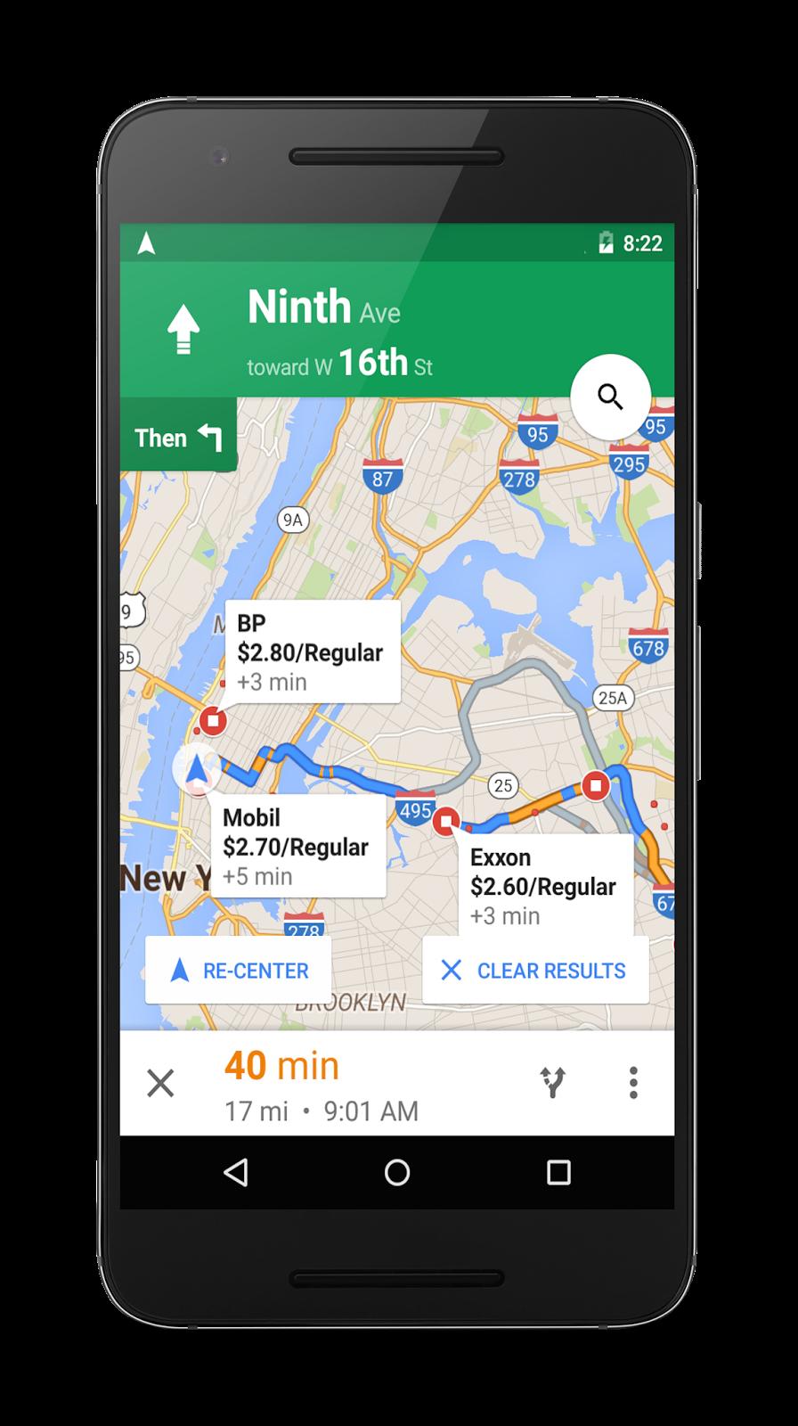 Google Lat Long: Google Maps making stressful times easier