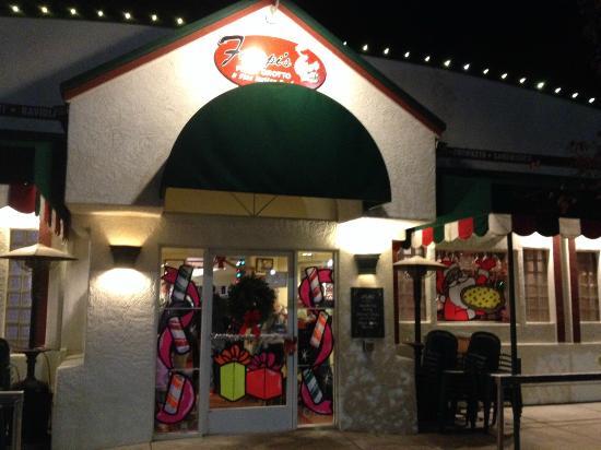Filippi's Pizza Grotto em Napa Valley