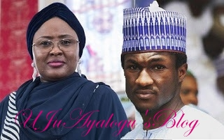 Security Tightens As Aisha Buhari 'Virtually Relocates To Hospital' To Be With Her Injured Son, Yusuf
