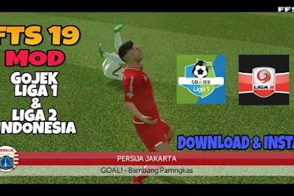 Download Game FTS 19 Full Transfer 2019 Mod Liga Eropa Dan Indonesia