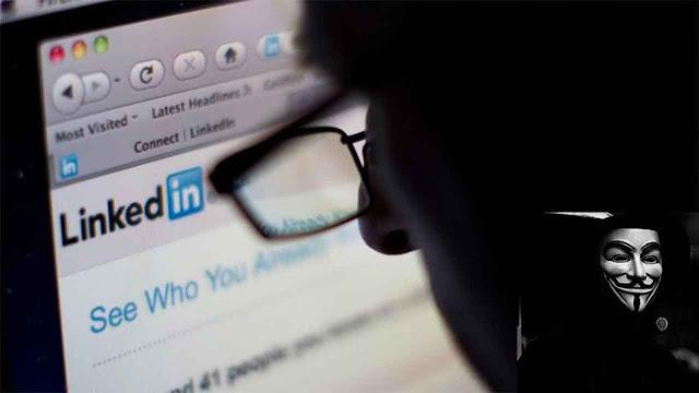 خطير..اختراق LinkedIn وعرض بيانات 827 مليون مستخدم للبيع