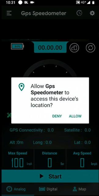 Cara Mudah Mengukur Kecepatan Motor / Mobil Pakai Android
