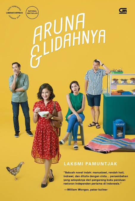 Download Film Aruna & Lidahnya (2018) Full Movie