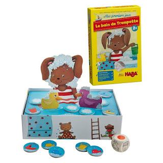 le bain de trempette top jeu de société enfant 2 ans fille garcon joueur jds