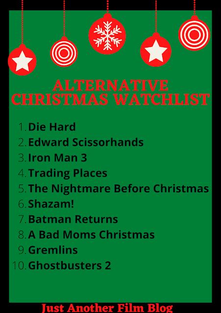 Alternative Christmas Watchlist