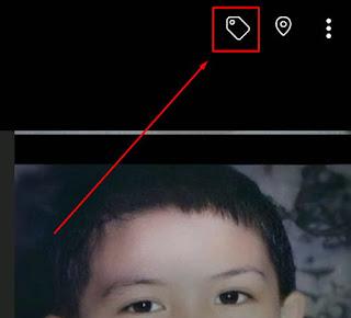 Cara Menandai Teman Di Foto Facebook