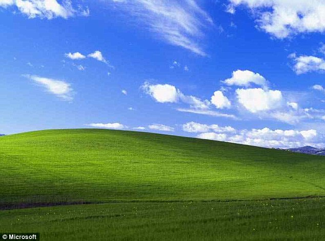 Rustihell Asal Usul Background Microsoft Xp