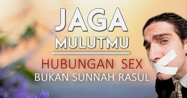 Jangan Lagi Katakan Sunnah Rosul Di Malam jum'at Untuk Hubungan Suami-istri Hukumannya Sangat Berat