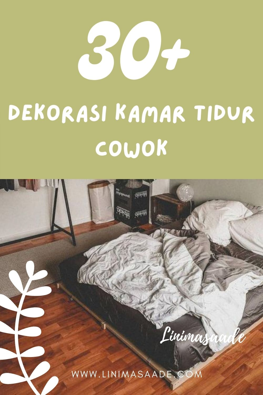 30+ Inspirasi Dekorasi kamar Tidur Cowok Minimalis Aesthetic