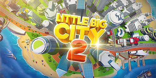Tải Game Little Big City 2 MOD APK (Vô Hạn Tiền, Kim Cương)